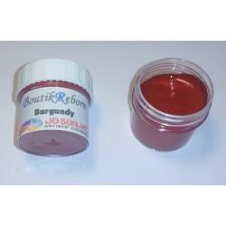 Peinture acrylique BUGUNDY (vin de Bourgogne)