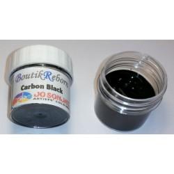 Peinture acrylique CARBON BLACK (Noir)