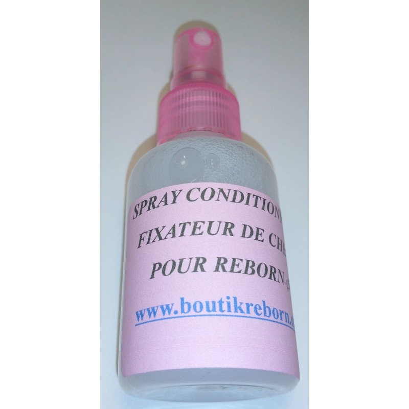 Spray conditionneur cheveux (50 ml)