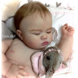 Realborn JUNE endormie 7 mois