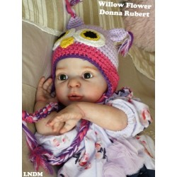 Kit WILLOW FLOWER (22') de Donna Rubert