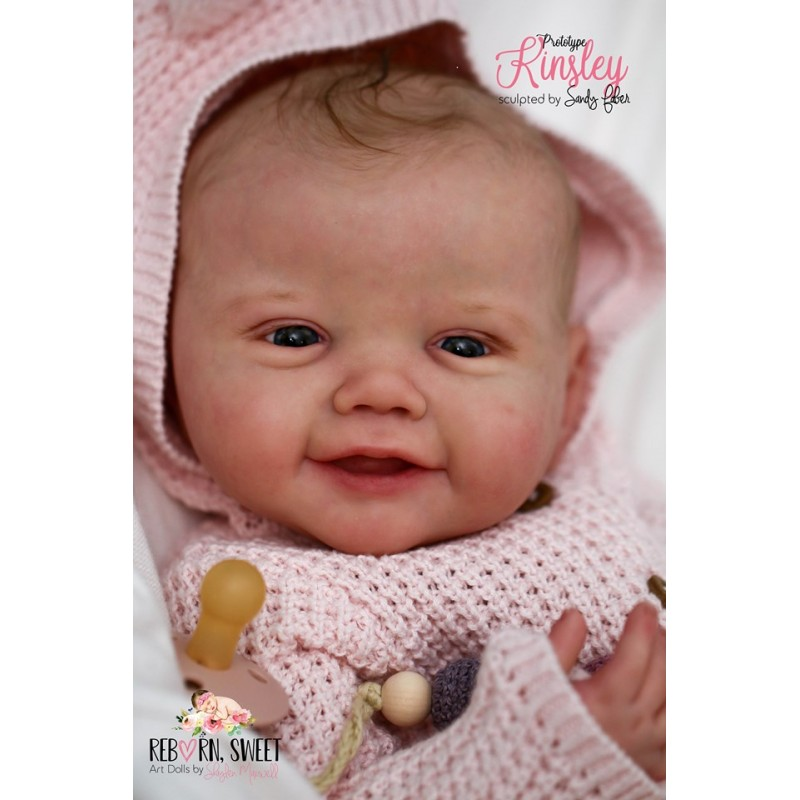 "kit reborn ""Soft Line"" Kinsley de Sandy Faber"