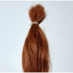 Cheveux naturels Auburn