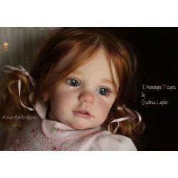Lit reborn Toddler TAYRA de Gudrun Legler