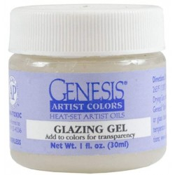 Medium Glazing Gel GENESIS