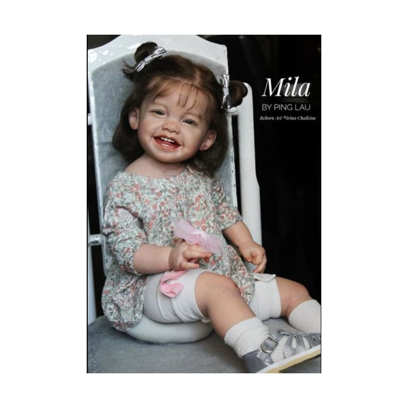 Kit toddler MILA de Ping Lau